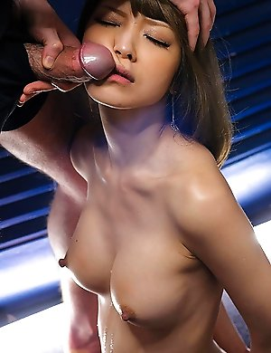 blowjob, facials, japanese, yuria tominaga,
