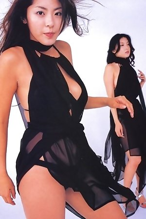 bikini,cosplay,harumi nemoto,huge boobs,nonnude,outdoors,shower,solo,stockings,
