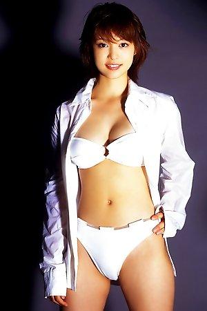 boobs,idols,japanese,mayuko iwasa,outdoors,solo,