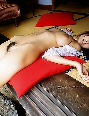 anri suzuki, hairy, outdoors, solo,