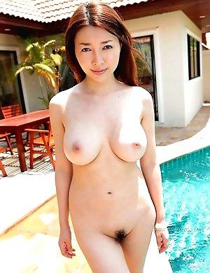 hairy,mai uzuki,milf,outdoors,pool,sexy,solo,