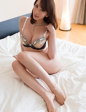 aya kisaki, bed, fetish, foot, japanese, legs, lingerie, stockings,